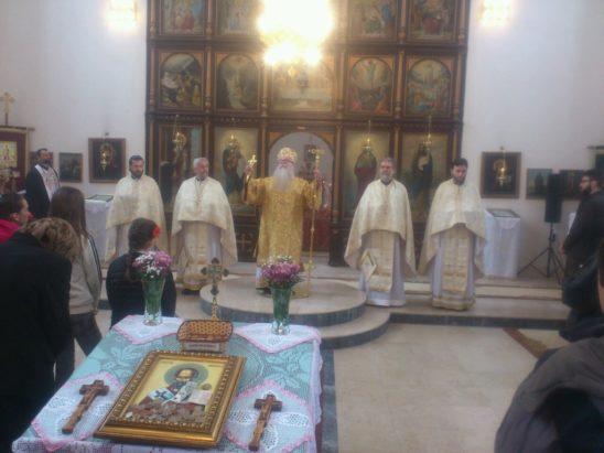Света Архијерејска Литургија и Братски састанак свештенства Архијерејског намјесништва модричко-градачачког у Милошевцу