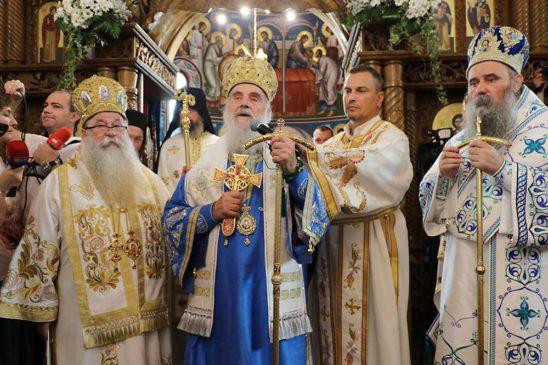 Устоличен Епископ зворничко-тузлански г. Фотије