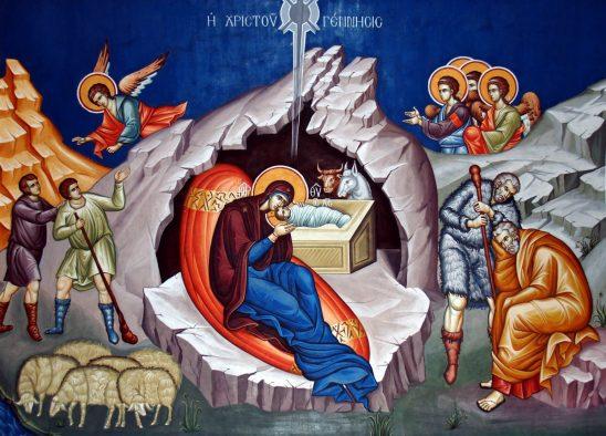 Александар Шмеман, РОЂЕЊЕ ХРИСТОВО: ИСЦЕЉЕЊЕ УМА