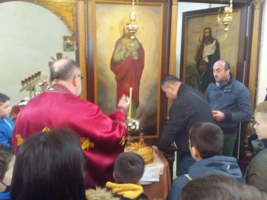 Свечана прослава Светог Саве